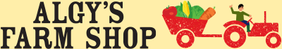 Algys Farm Shop Logo